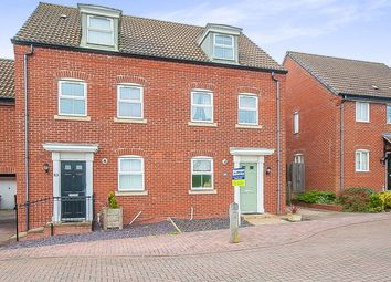 Thumbnail 3 bed semi-detached house for sale in Ashville Road, Hampton Hargate, Peterborough