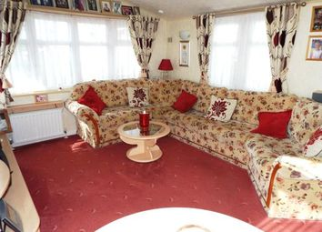 Thumbnail 2 bed mobile/park home for sale in Wervin Mobile Home Park, Wervin Road, Wervin, Chester