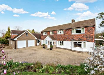 5 bed detached house for sale in Treblers Road, Crowborough, East Sussex TN6