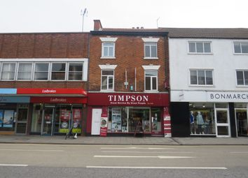 3 bed flat for sale in High Street, Grantham NG31