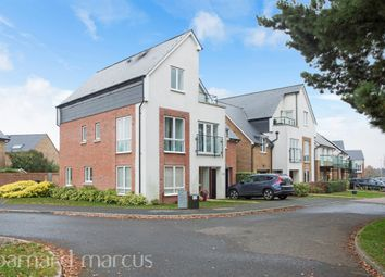 Thumbnail 4 bedroom detached house for sale in Pine Close, Epsom