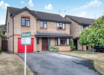 Thumbnail 5 bed detached house for sale in Blackthorn Close, Evesham, Worcestershire, .