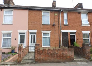 Thumbnail 2 bed terraced house for sale in Bramford Lane, Ipswich, Suffolk