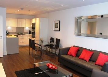 Thumbnail 1 bed flat to rent in Queensland Terrace, Finsbury Court, Islington N7, London,