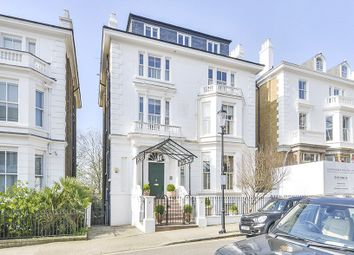 Thumbnail 7 bed detached house for sale in Phillimore Gardens, Kensington, London