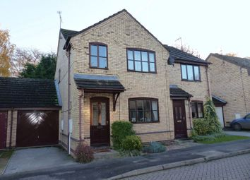 Thumbnail 3 bed semi-detached house for sale in The Sidings, Saxilby, Lincoln
