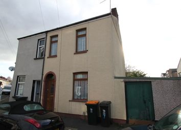 Thumbnail 3 bed end terrace house for sale in Llanvair Road, Newport