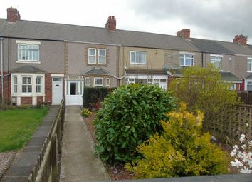 Thumbnail 2 bedroom terraced house to rent in Third Avenue, Ashington
