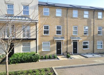 Thumbnail 4 bed terraced house for sale in Renwick Drive, Bromley