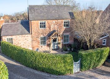 Thumbnail 3 bed detached house for sale in Station Road, Alne, York