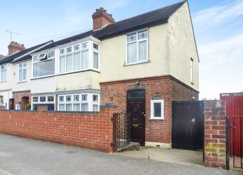 Thumbnail 3 bedroom end terrace house for sale in Devon Road, Luton