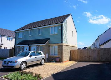 Thumbnail 2 bed semi-detached house to rent in Cobham Parade, Weston-Super-Mare