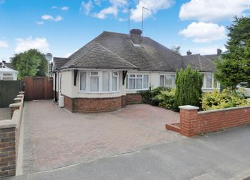 Thumbnail 2 bedroom semi-detached bungalow for sale in West Parade, Dunstable