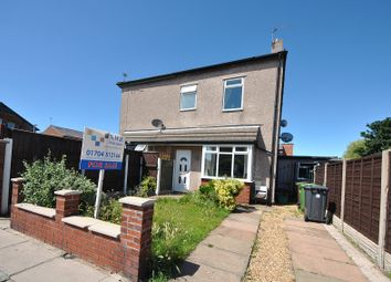 Thumbnail 2 bed semi-detached house for sale in Devonshire Road, Southport