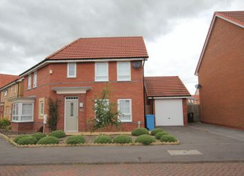 Thumbnail 3 bed detached house to rent in Holland Park, Kingswood, Hull