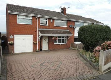 Thumbnail 5 bed semi-detached house for sale in High Croft Close, Dukinfield