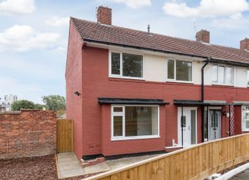 Thumbnail 3 bed end terrace house to rent in Wrensfield, Stockton On Tees