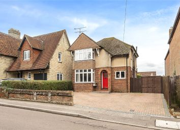 Thumbnail 3 bed detached house for sale in Station Road, Wheathampstead, Hertfordshire