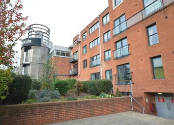 Thumbnail 3 bedroom flat for sale in Coburg Street, Norwich