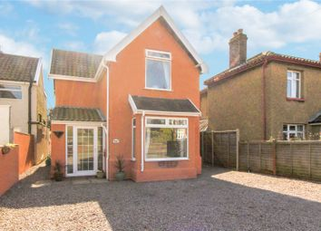 Thumbnail 3 bedroom detached house for sale in Hall Road, Norwich