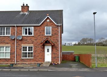 Thumbnail 3 bed semi-detached house for sale in Cloverdale, Dromore
