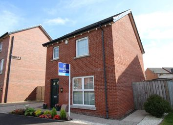 Thumbnail 2 bed detached house for sale in Fountain Crescent, Thaxton, Lisburn