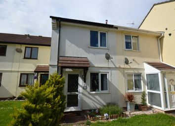 Thumbnail 2 bedroom terraced house for sale in Downfield Close, Brixham, Devon