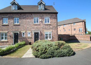 Thumbnail 4 bed semi-detached house for sale in Cavan Drive, Haydock, St. Helens