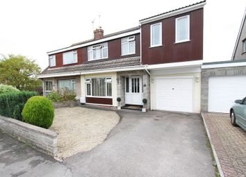 Thumbnail 4 bed semi-detached house for sale in Park Road, Congresbury, Bristol