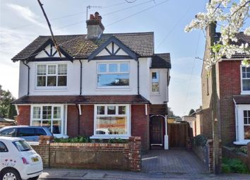 Thumbnail 3 bed semi-detached house for sale in Ashacre Lane, Offington, Worthing