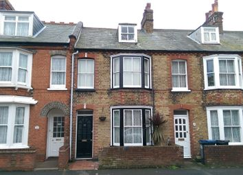 Thumbnail 3 bed terraced house for sale in Mortimer Street, Herne Bay, Kent