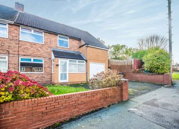 Thumbnail 4 bedroom semi-detached house for sale in Mount Road, Lanesfield, Wolverhampton