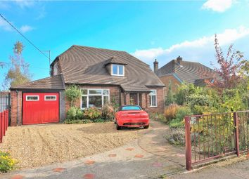 Thumbnail 4 bed detached house for sale in Manor Road, Caddington