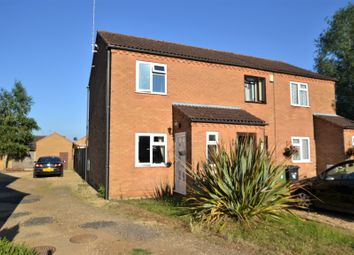 Thumbnail 1 bed end terrace house for sale in Burma Close, Dersingham, King's Lynn
