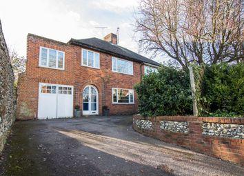 Thumbnail 4 bed semi-detached house for sale in South Road, Saffron Walden