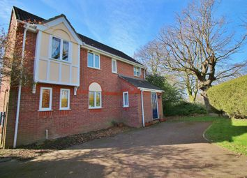 Thumbnail 4 bed detached house for sale in St. Marys Grove, Sprowston, Norwich