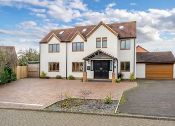 Thumbnail 6 bed detached house for sale in Joules Court, Shenley Lodge