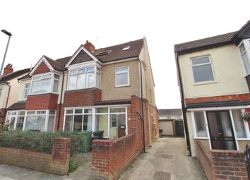 Thumbnail 4 bed semi-detached house for sale in St. Georges Road, Cosham, Portsmouth