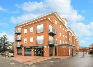 Thumbnail 3 bed flat to rent in Riverbank Point, Uxbridge, Middlesex