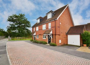 Thumbnail 4 bed property for sale in Newman Road, Horley