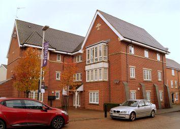 Thumbnail 2 bed flat to rent in St. Helena Avenue, Newton Leys, Bletchley, Milton Keynes