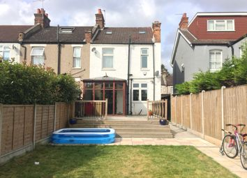 Thumbnail 3 bed semi-detached house to rent in Wellington Road, Enfield
