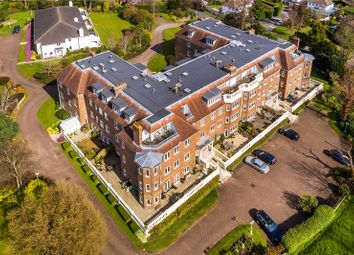 Thumbnail 4 bed flat for sale in Wray Mill House, Batts Hill, Reigate, Surrey