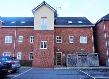 Thumbnail 2 bed flat to rent in 8 Partridge Close, Crewe