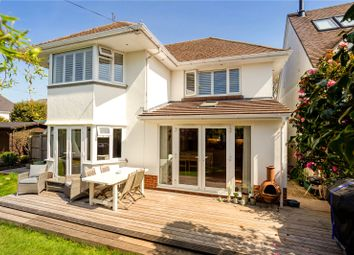 Thumbnail 4 bed semi-detached house for sale in Pearce Avenue, Lilliput, Poole, Dorset