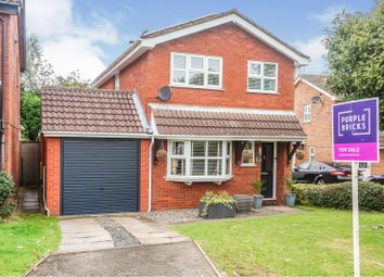 Thumbnail 3 bed detached house for sale in Beaumont Lawns, Bromsgrove
