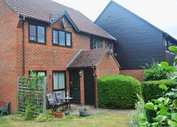 Thumbnail 1 bed flat for sale in Binfields Close, Chineham, Basingstoke