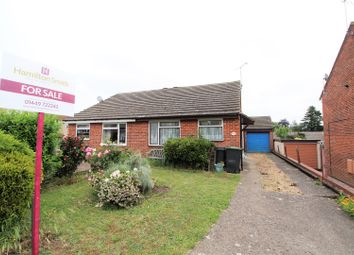 Thumbnail 2 bed semi-detached bungalow for sale in Ludbrook Close, Needham Market, Ipswich