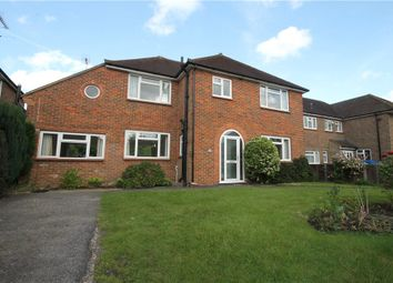 Thumbnail 4 bed detached house to rent in Orchard Drive, Woking, Surrey