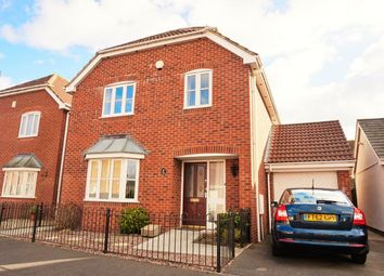 Thumbnail 4 bedroom detached house for sale in Aldwych Close, Burnham-On-Sea